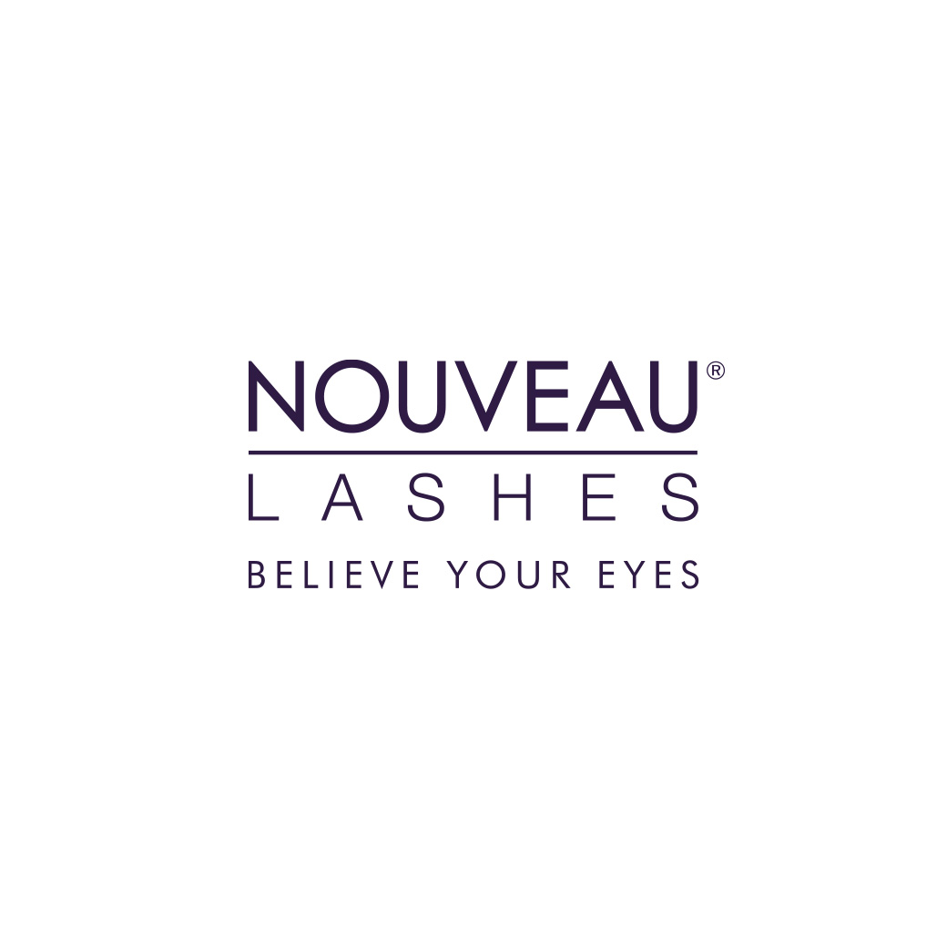 Nouveau Lashes Strip Lash Glamour / Style 3 With Box